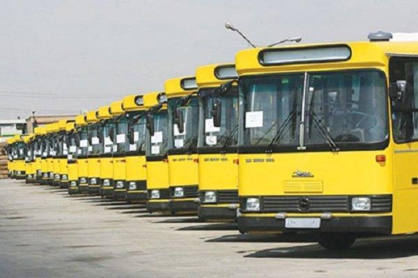 خط اتوبوس گلشهر به هشتگرد قدیم آماده است