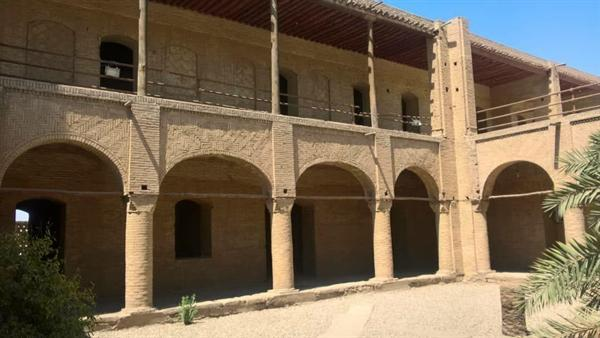 تخریب کاروانسرای تعیین التجار تکذیب شد