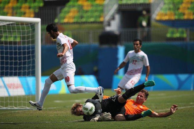 سومین پیروزی تیم فوتبال 7 نفره کشورمان برابر کره جنوبی