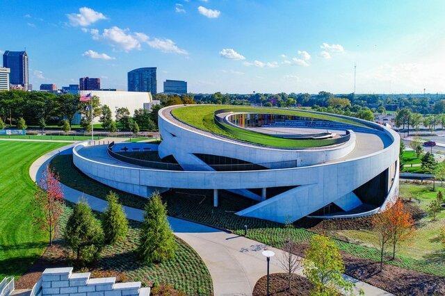 برترین آثار معماری دنیا در سالی که گذشت
