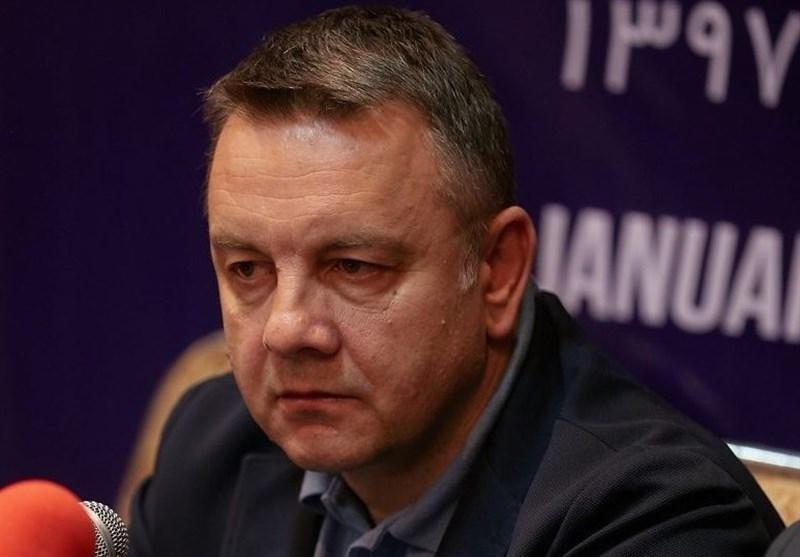 کولاکوویچ: باید نشان دهیم بهترین تیم والیبال آسیا هستیم، از بازگشت خوش خبر به تیم ملی خوشحالم