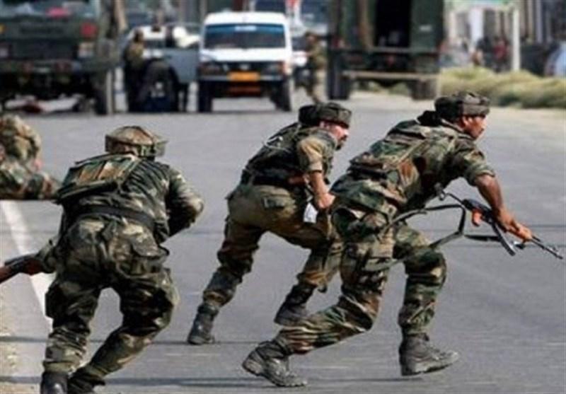 حمله جدید هند به کشمیر