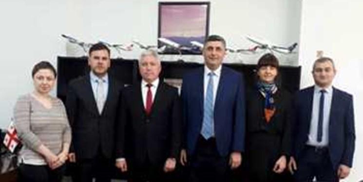 راه اندازی پرواز مستقیم بین تاجیکستان و گرجستان