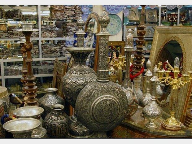 17 نمایشگاه صنایع دستی در مازندران برپا شده است