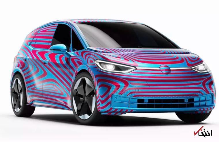 اولین خودرو الکتریکی فولکس واگن رکوردی خیره کننده ثبت کرد ، 20 هزار خودرو در 24 ساعت اول ثبت سفارش