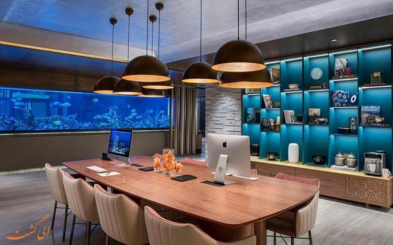 معرفی هتل حیات سنتریک لونت استانبول ، 5 ستاره