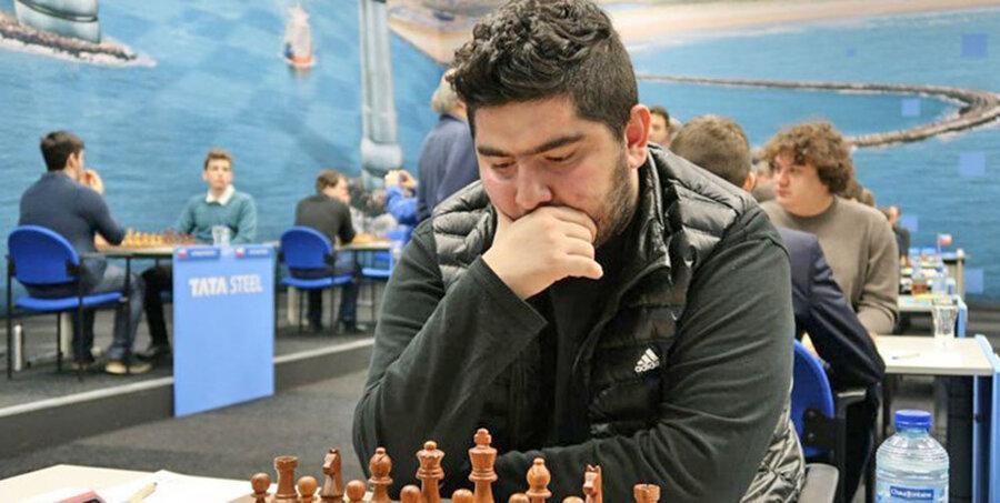 عنوان سوم مسابقات شطرنج ابوظبی به پرهام مقصودلو رسید