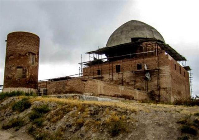 لایه های تاریخی اردبیل در آدینه مسجد آنالیز می گردد