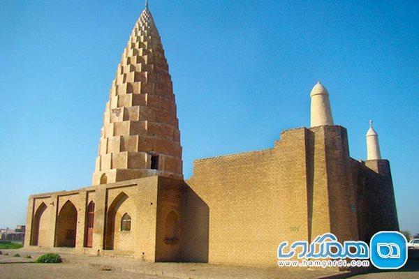 تخریب آرامگاهی تاریخی در خوزستان