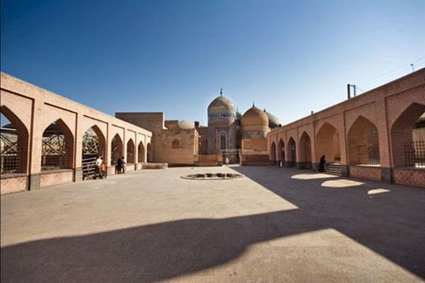 شروع واگذاری به اجاره مغازه های صحن اصلی مجموعه جهانی شیخ صفی