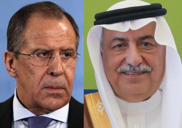گفت وگوی تلفنی وزرای خارجه روسیه و عربستان درباره تحولات منطقه