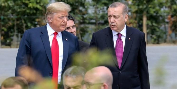 آمریکا اعمال تحریم علیه ترکیه را آنالیز می نماید