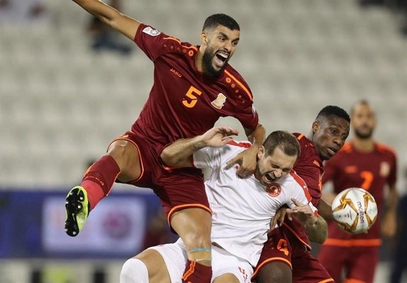 لیگ ستارگان قطر، صدرنشینی تیم پورعلی گنجی با کسب پیروزی پرگل