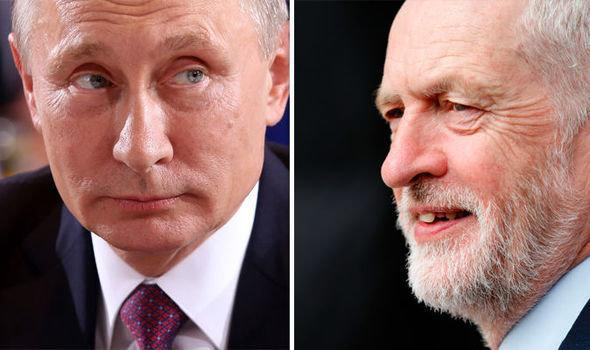 هشدار نسبت به جاسوسی نخست وزیر کوربین برای ایران و روسیه