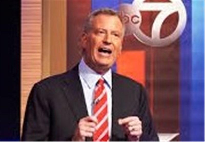 شهردار نیویورک از رقابت های انتخاباتی آمریکا کنار کشید