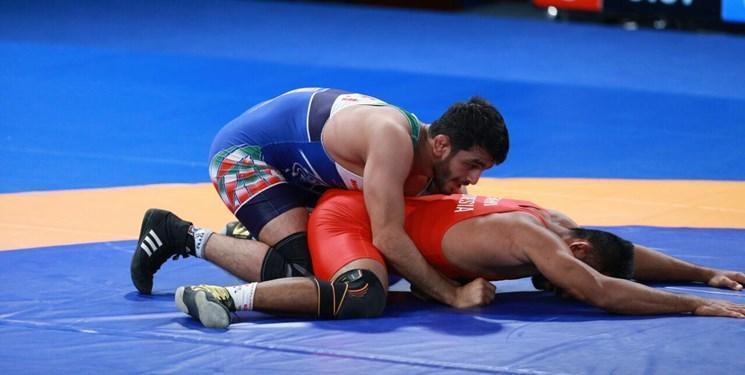کشتی قهرمانی دنیا، فینالیست های 4 وزن سوم معین شدند