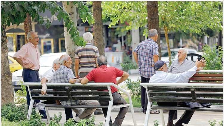 جغرافیای سالمندی ایران