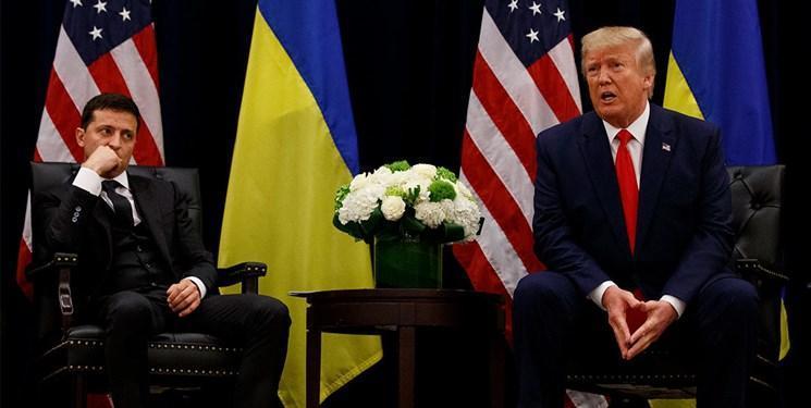 تازه ها از اوکراین گیت ، مخالفت افکار عمومی آمریکا با رفتار ترامپ