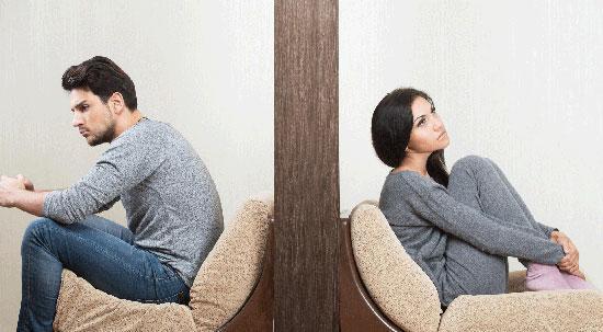 4 اشتباه خانم ها که منجر به طلاق می شود