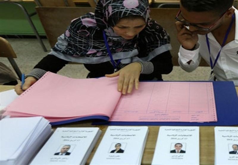 نامزدی 82 نفر درانتخابات ریاست جمهوری الجزایر