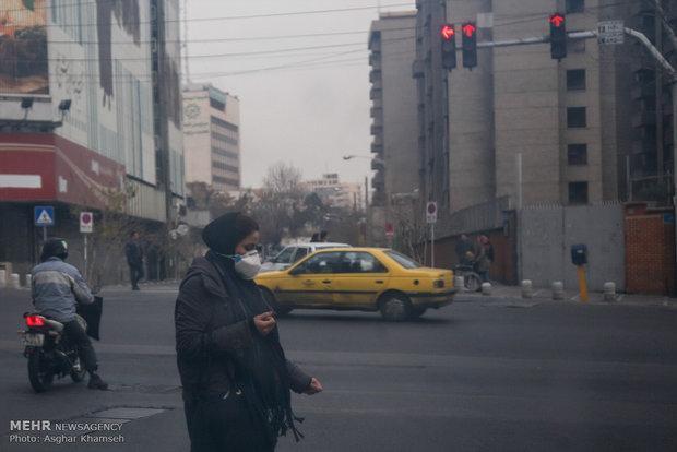 تهران سی امین شهر آلوده و هشتمین شهر پرترافیک دنیا