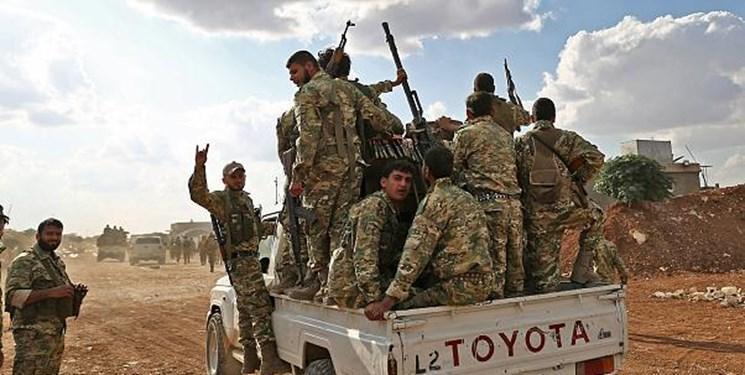 اعزام اعضای گروهک ارتش آزاد به سوریه برای درگیری زمینی با کردها