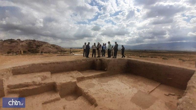 محوطه تاریخی ریوی منبعی مهم برای جریان شناسی فرهنگی در شمال شرق کشور