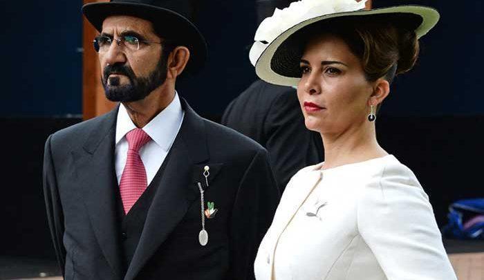 همسر حاکم دبی، پیشنهاد شوهرش را رد کرد
