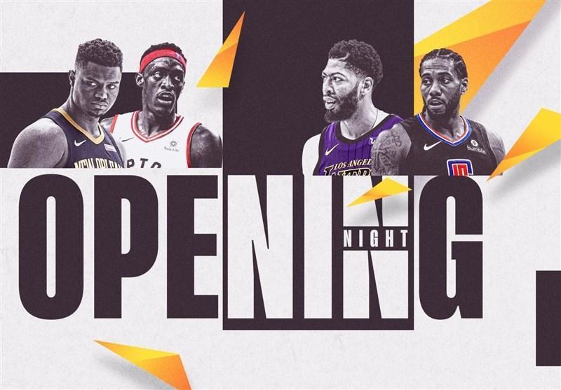 لیگ NBA روی خط استارت؛ شروع دوباره هیجان