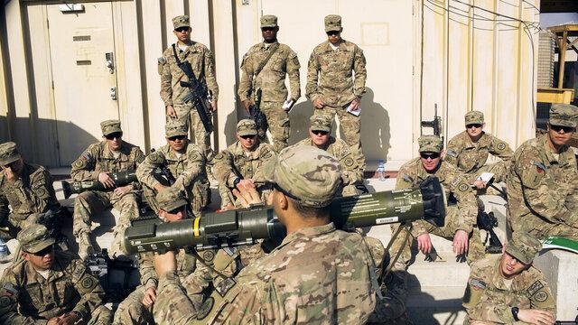 پایان جنگ های بی پایان آمریکا با استقرار 200 هزار نیرو در سراسر جهان!