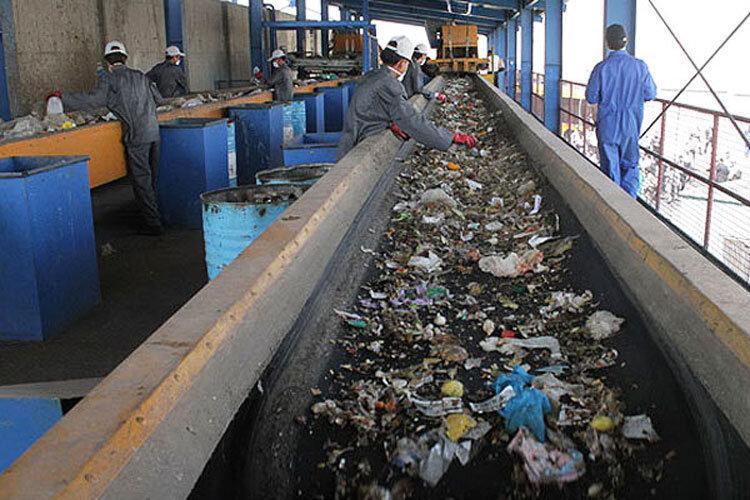 عبارت طلای سیاه درباره زباله اشتباه است ، فراوری روزانه 40 هزار تن پسماند ساختمانی در پایتخت