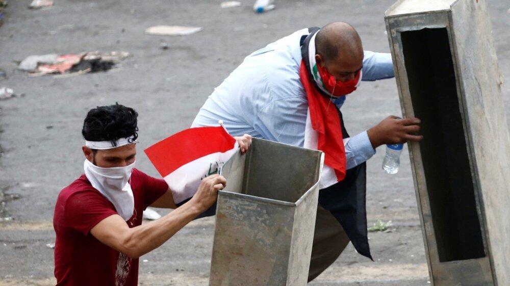 سازمان ملل: هیچ تسامحی با آشوب طلبان در عراق نشود