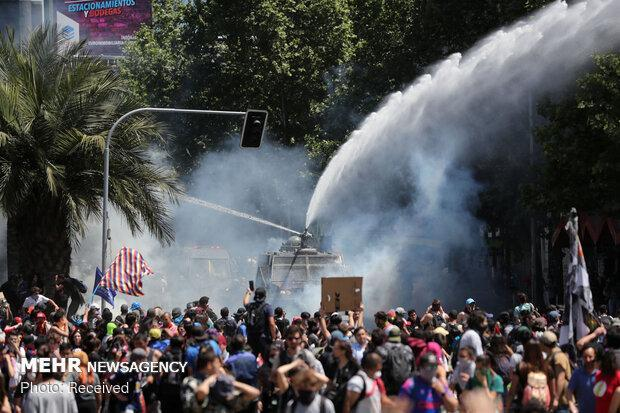 لغو نشست آپک و تغییرات اقلیمی در شیلی به دلیل ادامه اعتراضات