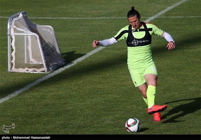 تیموریان: بازی های اصلی تیم ملی از مرحله بعد آغاز می گردد