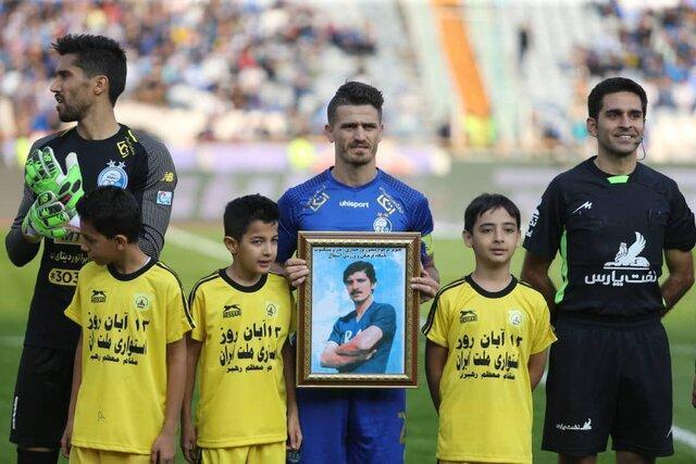 گلایه باشگاه استقلال از نحوه برگزاری مراسم تقدیر از فرزند مرحوم پورحیدری