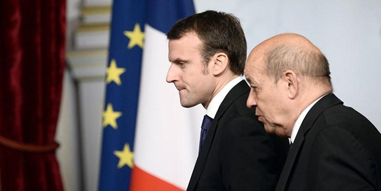 پاریس ایران را به نقض برجام متهم کرد
