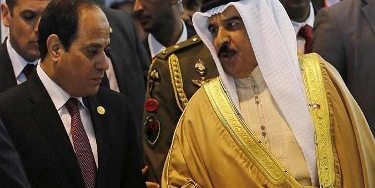 السیسی امنیت خلیج فارس را بخشی از امنیت مصر خواند