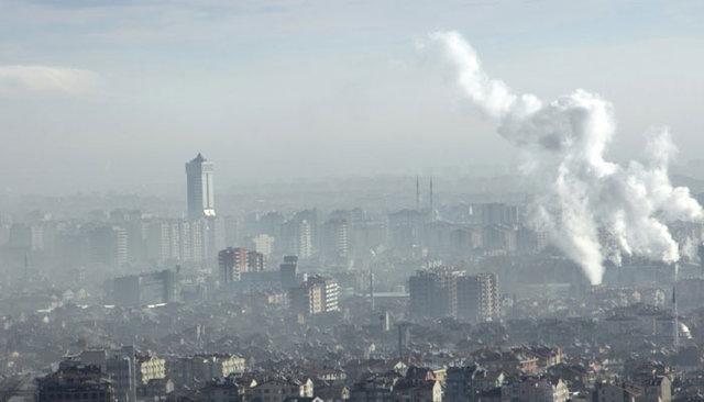 92 درصد مردم دنیا هوای آلوده تنفس می نمایند