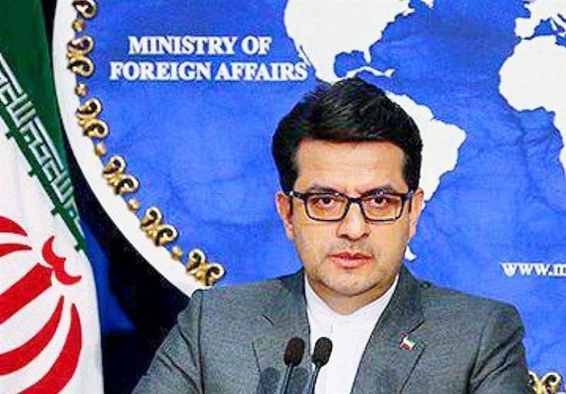 موسوی: ایران از همه توان خود برای ایجاد فضای گفت وگو بین کشورهای منطقه استفاده می نماید