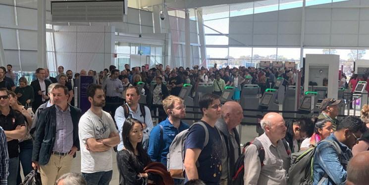 تخلیه فرودگاه آدلاید استرالیا به دلیل هشدار امنیتی