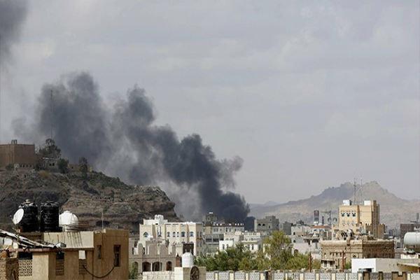 حملات تجاوزکارانه رژیم سعودی به الحدیده یمن