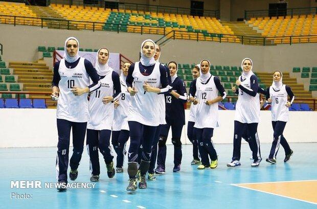 ترکیب تیم ملی والیبال بانوان برای انتخابی المپیک معین شد