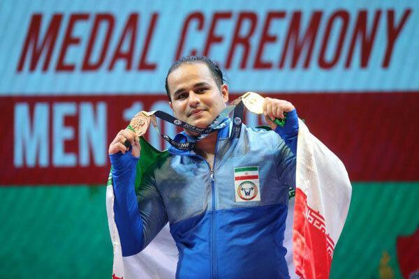 بعد از مدال جهانی فقط 900 هزار تومان پول گرفتم، بدشانس هستم که در المپیک توکیو حضور ندارم