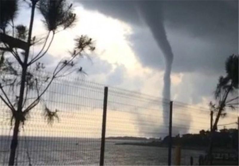 گردباد نپارتاک سواحل چین را درهم پیچید