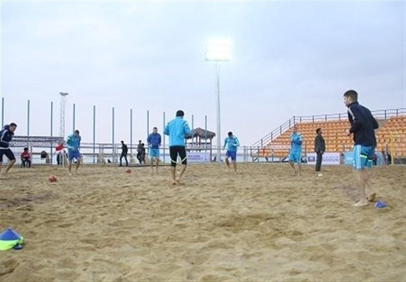 تورنمنت بین المللی فوتبال ساحلی پرشین کاپ در بوشهر شروع شد