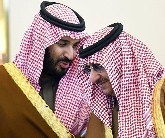 بازداشت ولیعهد پیشین عربستان به جرم خیانت
