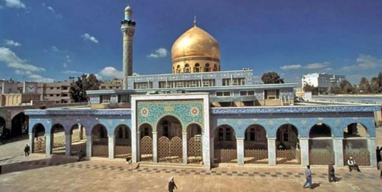 حرم های حضرت زینب و رقیه -سلام الله علیهما- به دلیل کرونا موقتاً بسته شد