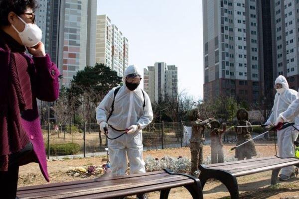 شمار مبتلایان به کرونا در کره جنوبی کاهش یافت