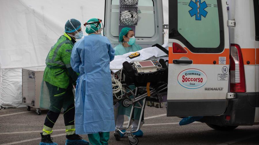 شمار مرگ های کرونا در ایتالیا از 5000 مورد گذشت ، امارات همه پروازهایش را لغو کرد