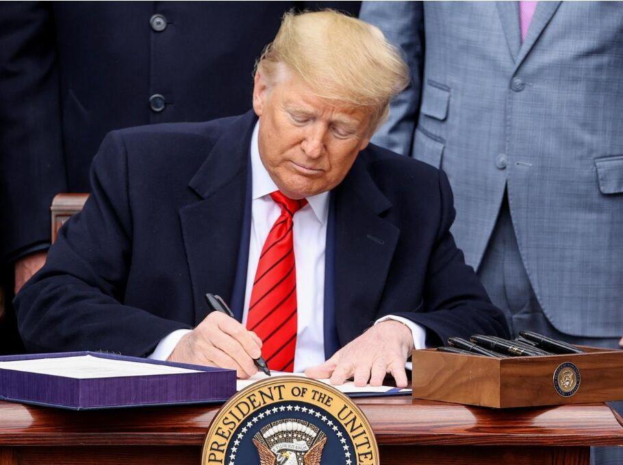 ترامپ توافق تجاری جدید آمریکای شمالی را امضا کرد